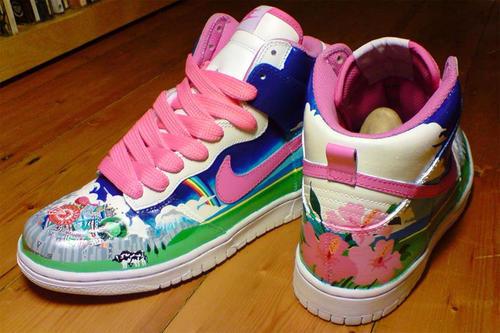 Katamari Shoes