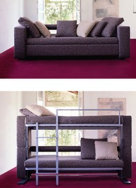 Sofa Converts To A Bunk Bed Boing Boing