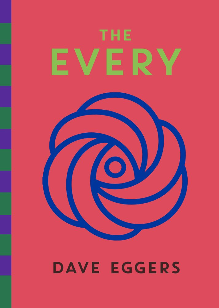 The cover of Dave Eggers' 'The Every.'