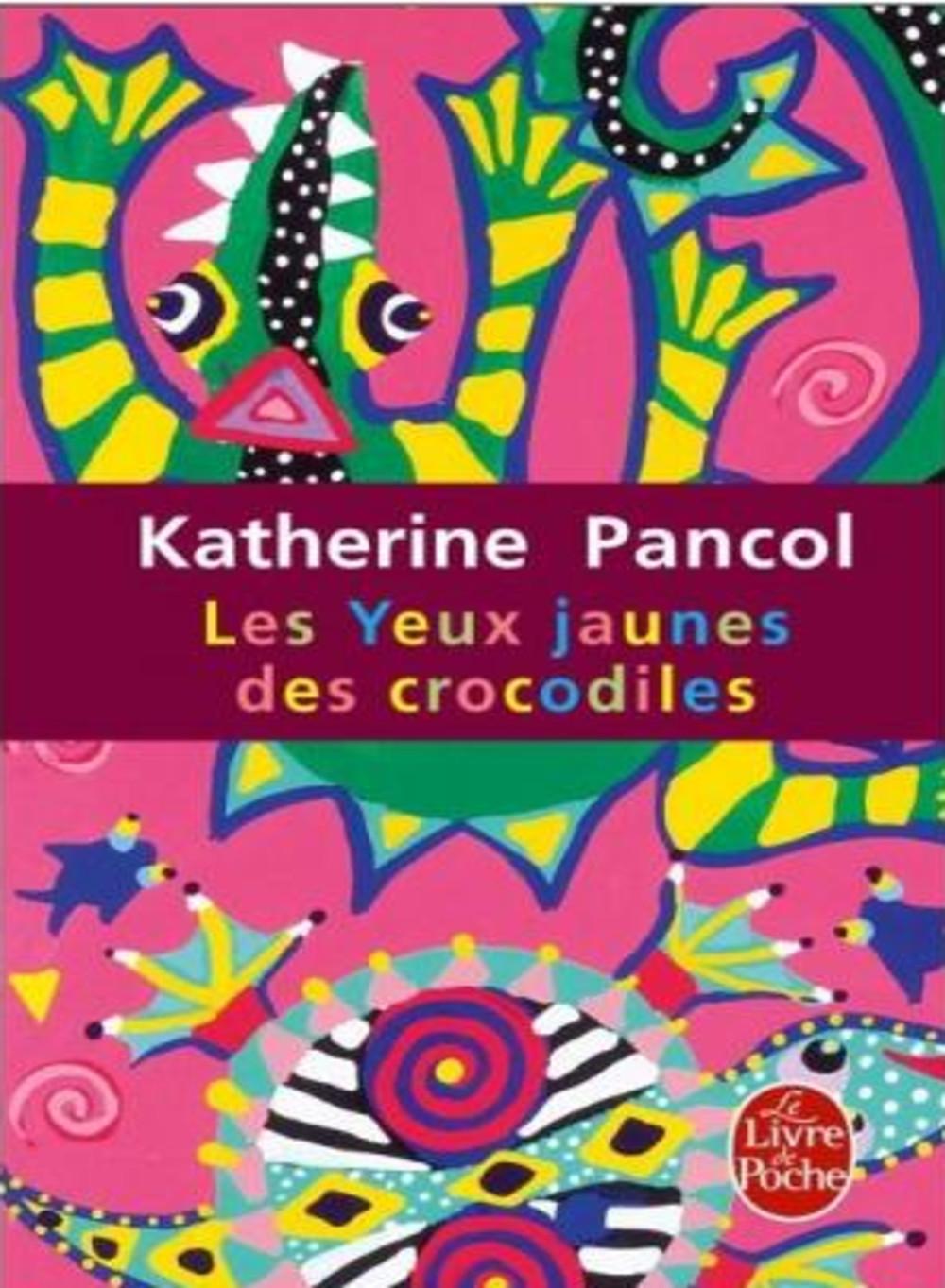 Les Yeux Jaunes Des Crocodiles Livre : jaunes, crocodiles, livre, Livre, Jaunes, Crocodiles., Crapouille&co