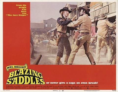 Blazing Saddles, Beast Master to HDNET