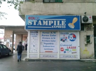 stampile colop