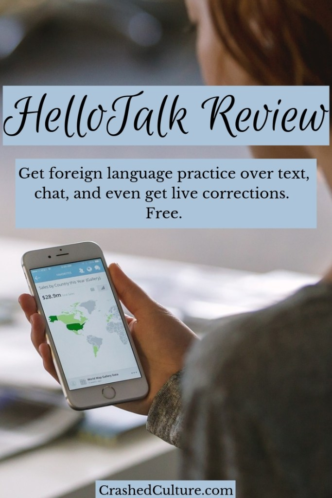 HelloTalk review