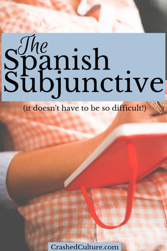 Subjunctive Spanish