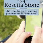 Babbel vs Rosetta Stone