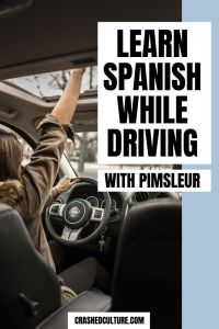 Pimsleur Spanish review pin