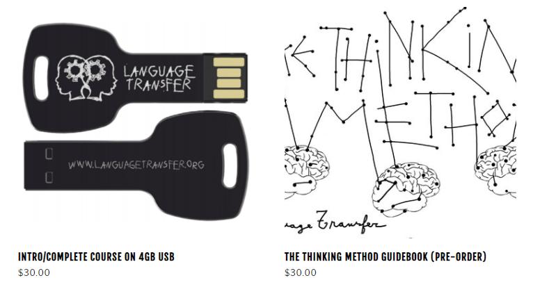 language transfer review