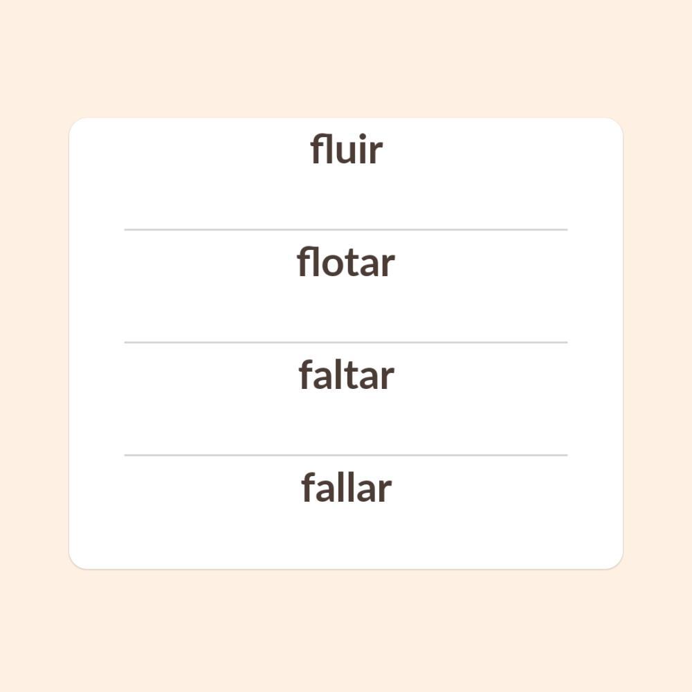 practice spanish conjugations