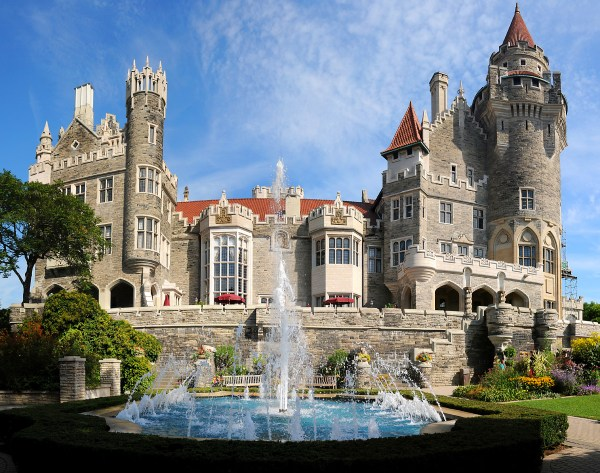 Toronto Casa Loma Secret Passages And Haunting Tales