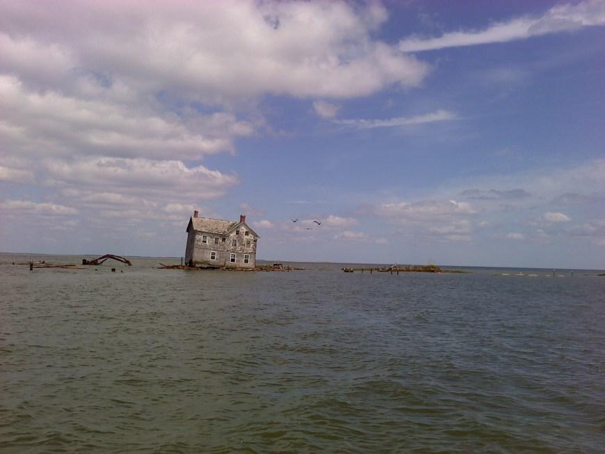 Places Holland Island Chesapeake Bay Maryland Crash
