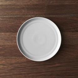 claro hue plato ensalada gris