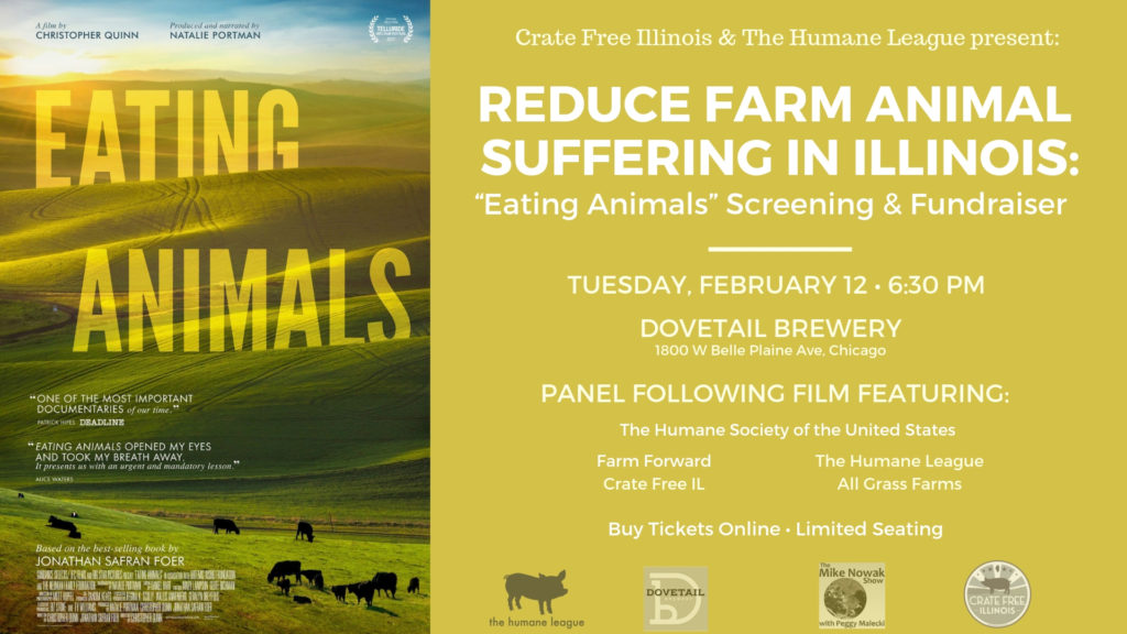 reduce farm animal suffering