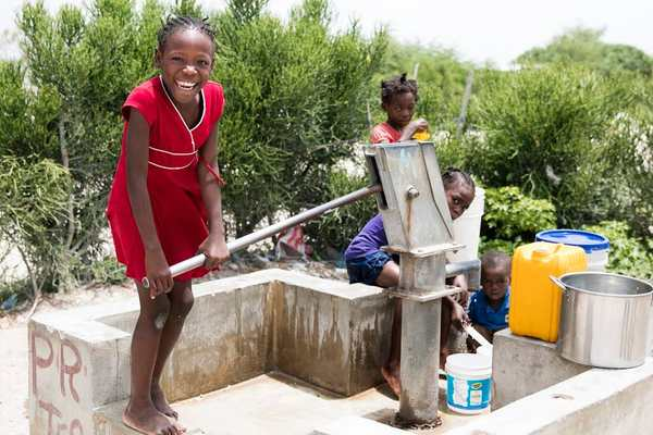 social impact poverty water
