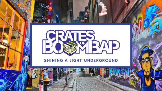 crates of boombap