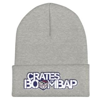 crates of boombap toque