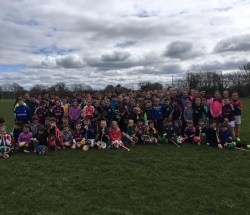 Easter Hurling & Camogie Camp
