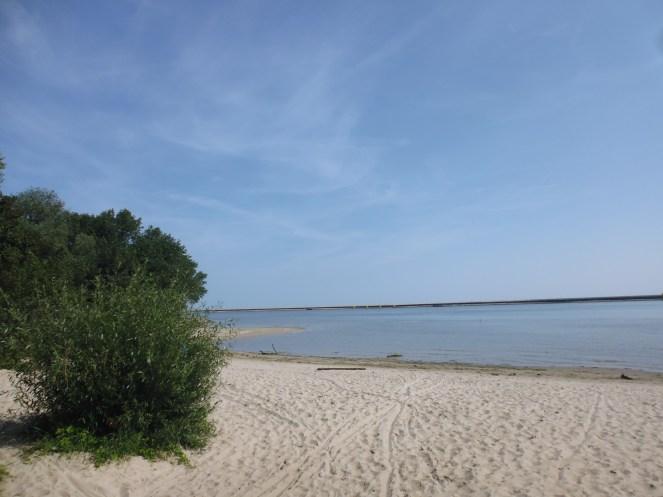 Good Morning Christian!!! The Świnoujście beach is amazing.