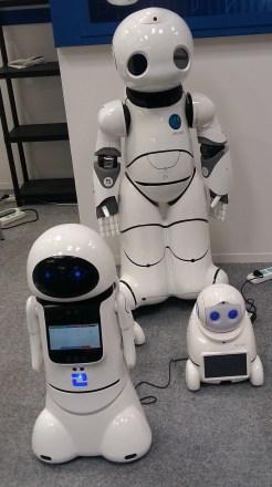 Unsere Zukunft? Unser Untergang? Roboter für den Haushalt, als Begleiter bei Spaziergängen und zum kuscheln.