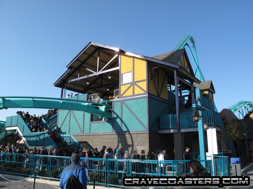 First Ride: Leviathan Unleashes Its Fury (4/6)