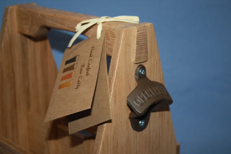 Custom Beer Caddy Plans Kits Crave Craft