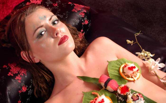 Naked Sushi  cravedfw