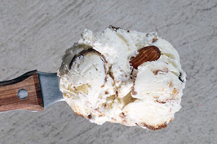 Coconut Almond Fudge