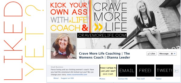 Crave-More-Life-Coaching-Dianna-Leeder-facebook