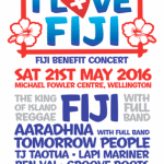 I Love Fiji benefit concert