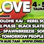 One Love 2017