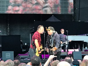 Bruce Springsteen live in Auckland
