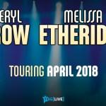 Sheryl Crow and Melissa Etheridge