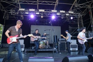 Rolling Blackouts Coastal Fever (photo: David Watson)