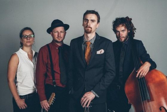 Frank Burkitt Band