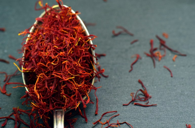 10 foods that aren't what you think they are_Saffron