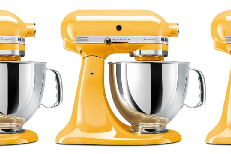 20 creative ways to use your KitchenAid Mixer