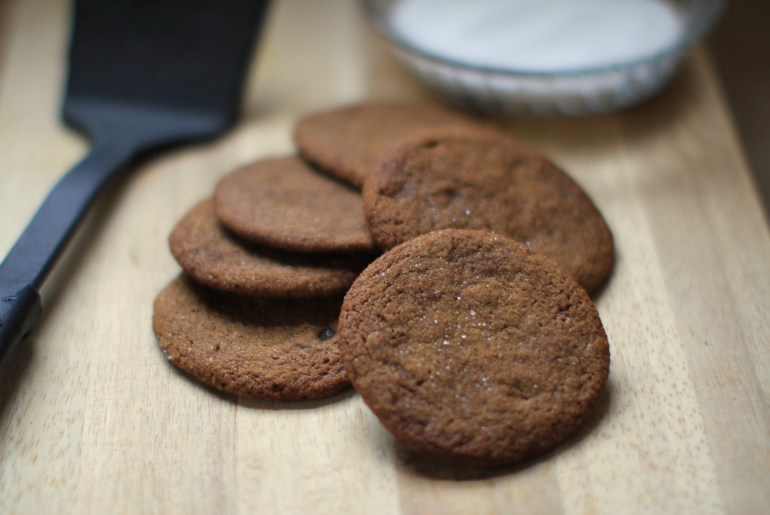 Molasses cookies are king by Everybody Craves
