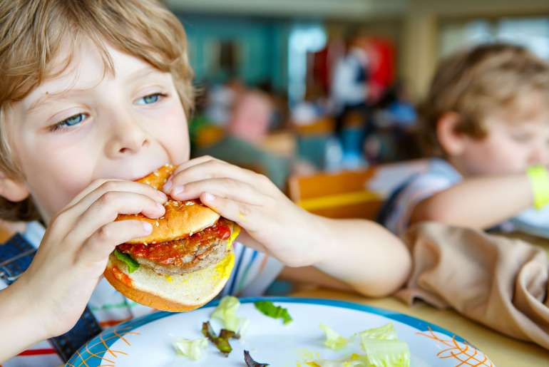 30+ Restaurants where kids can eat for free (or at a discount)