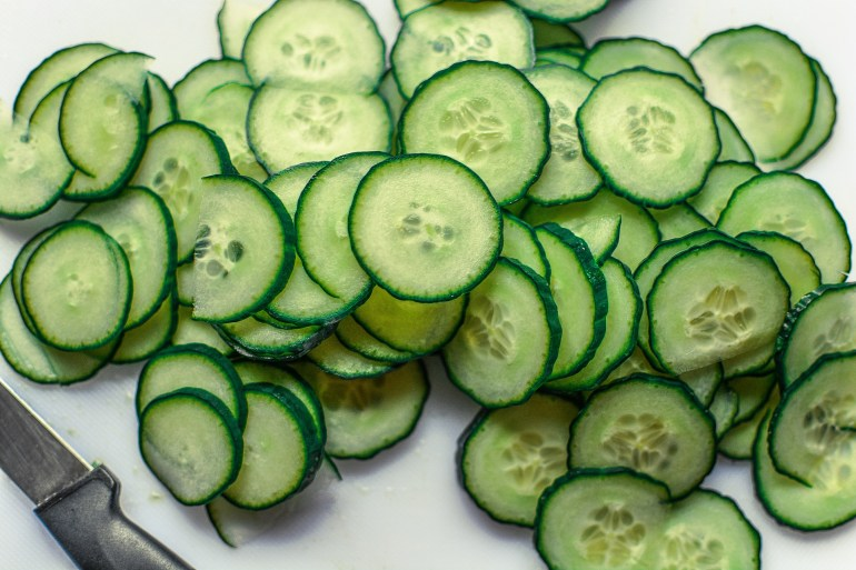 7 Hydrating foods to add to your diet this summer_cucumbers