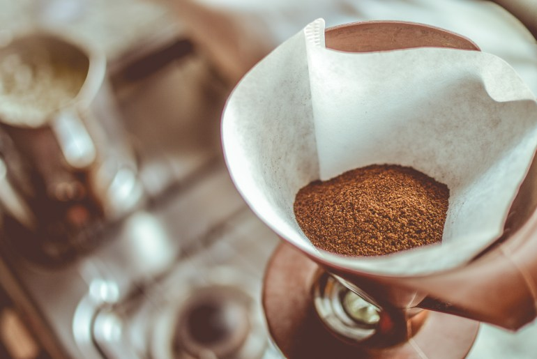 8 ways to recycle used coffee grounds