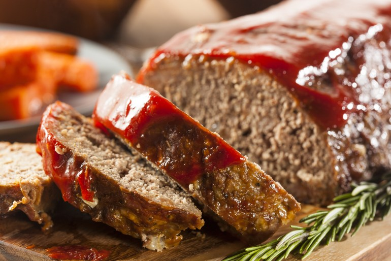 These were the most searched recipes of 2018 - meatloaf
