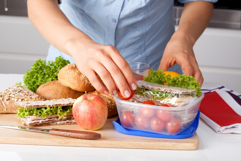 Back-to-school food safety for parents, kids