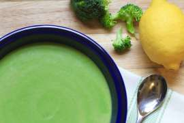 Broccoli Bisque is a delicious one pot soup