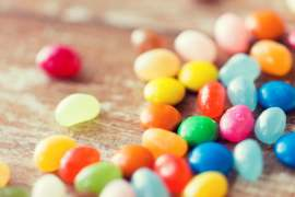 Buttered Popcorn defends title as American's favorite jelly bean