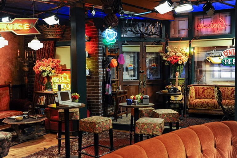 'Central Perk' coffee shops could be headed our way