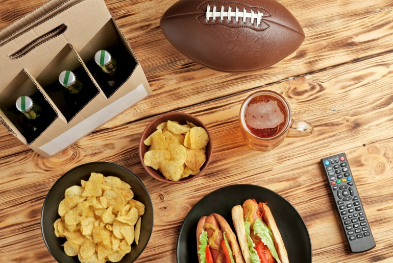 Consumers to spend nearly $90 a person for Super Bowl food, items