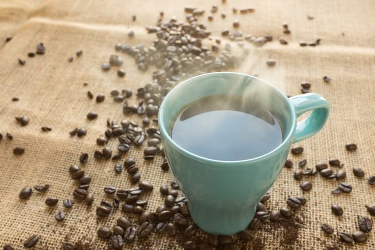 Eating for smoother, healthier summer skin-coffee