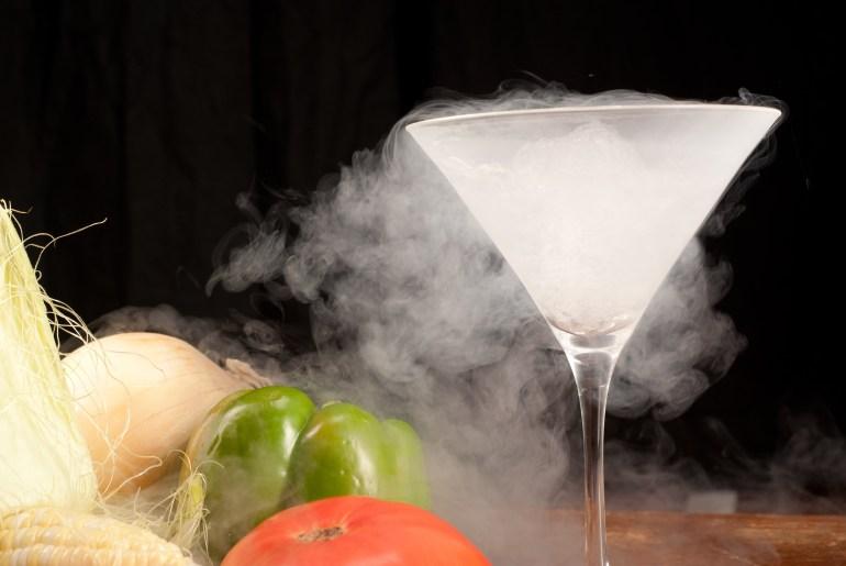 FDA warns of dangers associated with eating foods prepared with liquid nitrogen