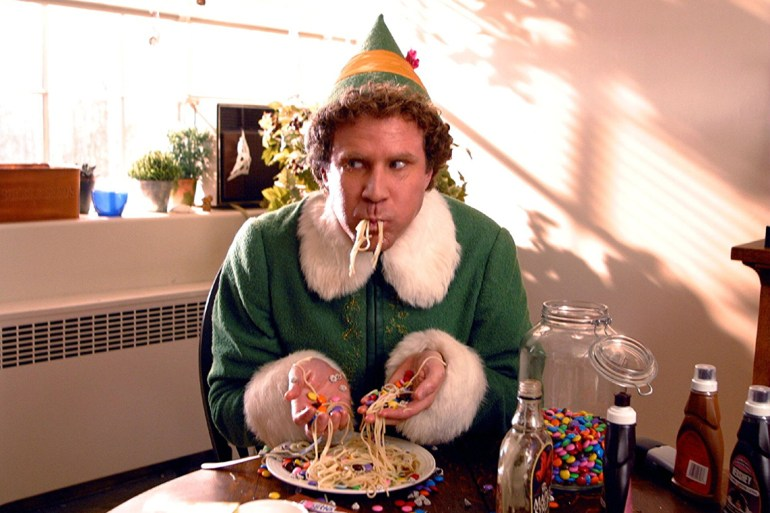 Food scenes from your favorite holiday flicks