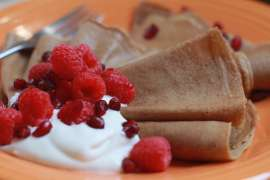 Gingerbread crepes tasty alternative to pancake mornings-3