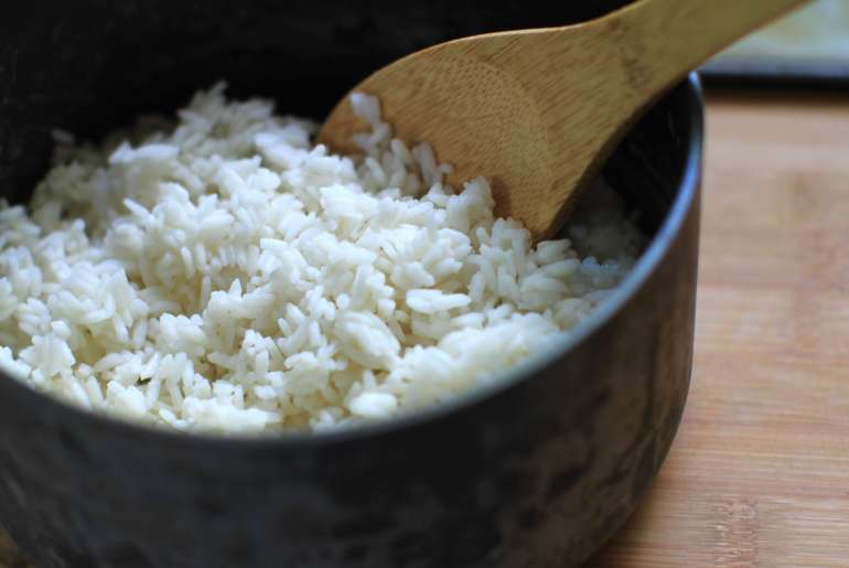 How to perfectly cook a pot of rice by Everybody Craves